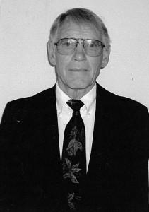 John Gustafson black and white