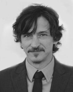 John Hawkes black and white